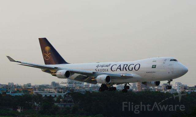Boeing 747-400 (TC-ACM)