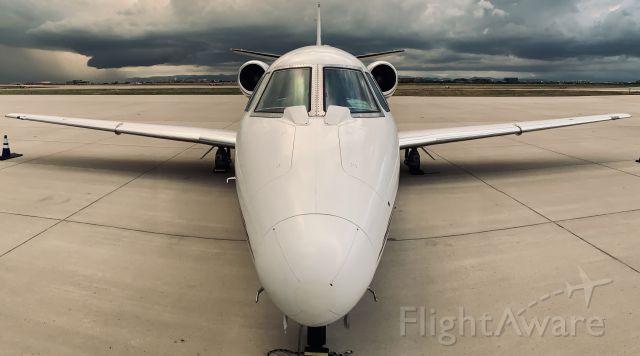 Cessna Citation Excel/XLS (N137BW)