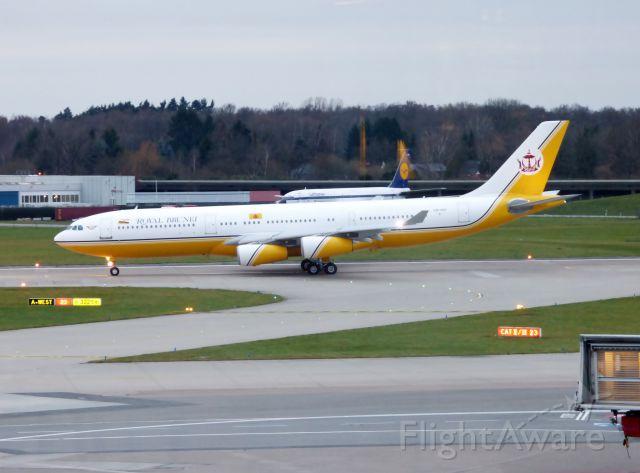 Airbus A340-200 (V8-001)
