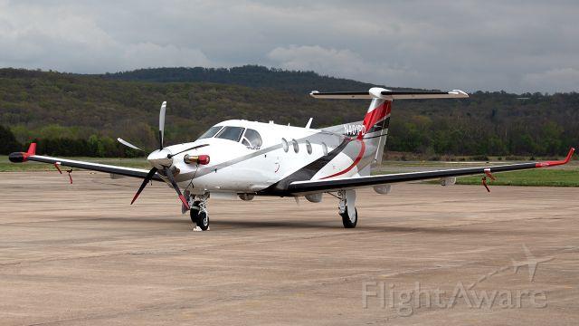 Pilatus PC-12 (N401PD)