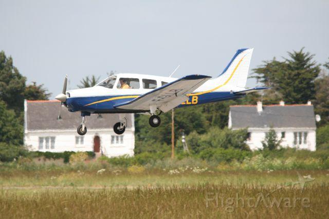 F-GLLB — - landing 26