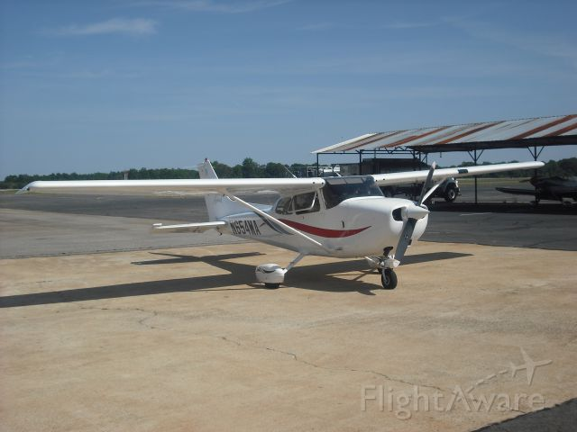 Cessna Skyhawk (N654MA)
