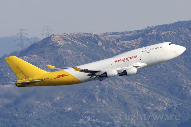 Boeing 747-400 (N740CK)