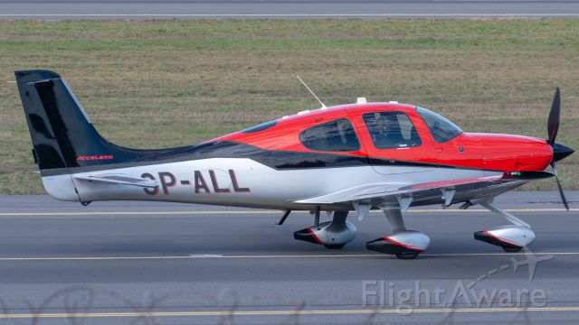 Cirrus SR-22 (SP-ALL)