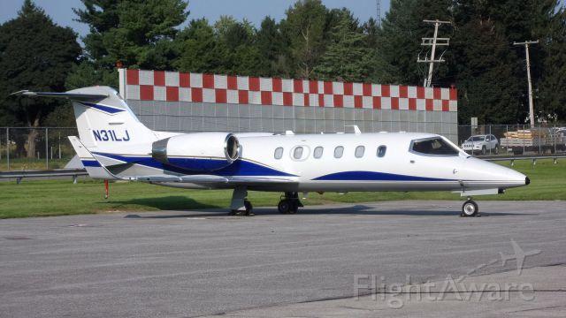 Learjet 31 (N31LJ)