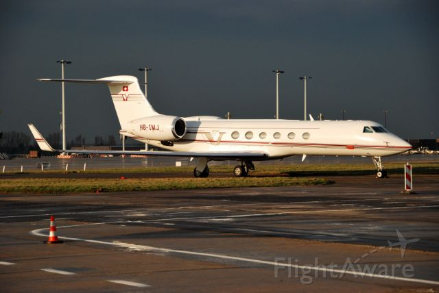 Gulfstream Aerospace Gulfstream V (HB-IMJ)