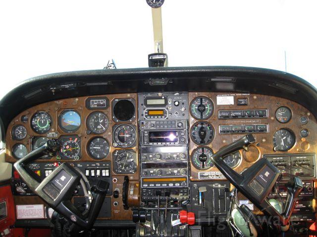 Cessna Super Skymaster (N333SS) - Here