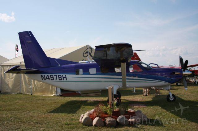 Quest Kodiak (N497BH) - Oshkosh, WI