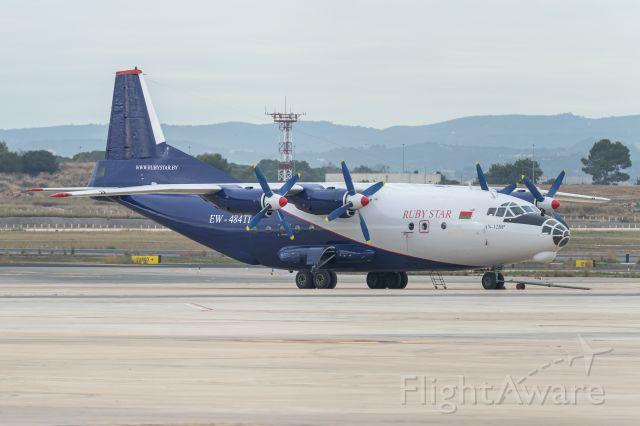Antonov An-12 (EW-484TI)