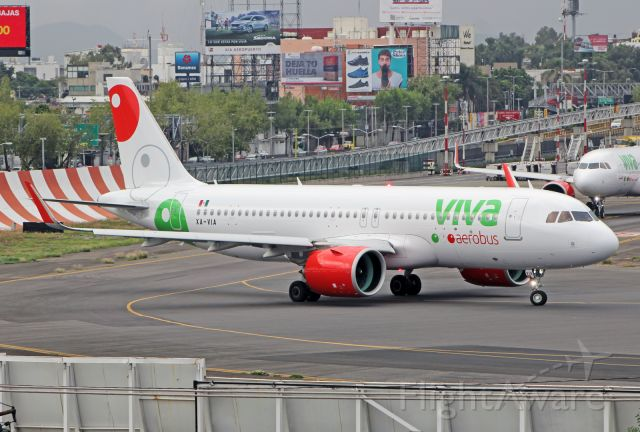 Airbus A320neo (XA-VIA) - Viva Aerobus / Airbus A320-271N - MSN 8846 / XA-VIA / MMMX 07/2019