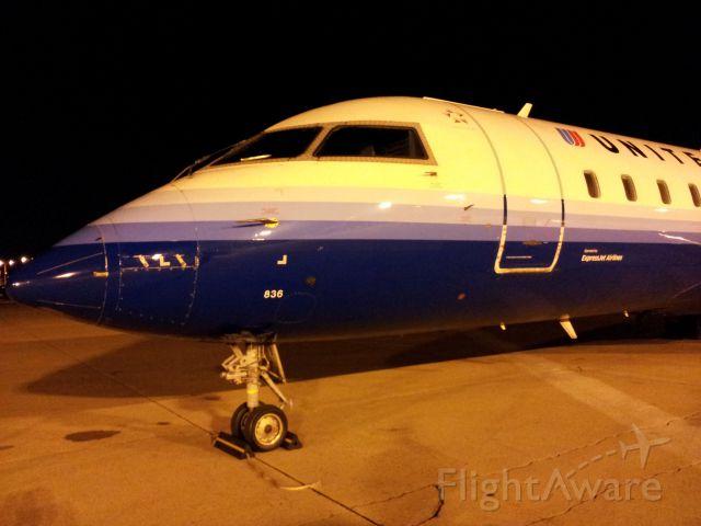 Canadair Regional Jet CRJ-200 (N836AS)