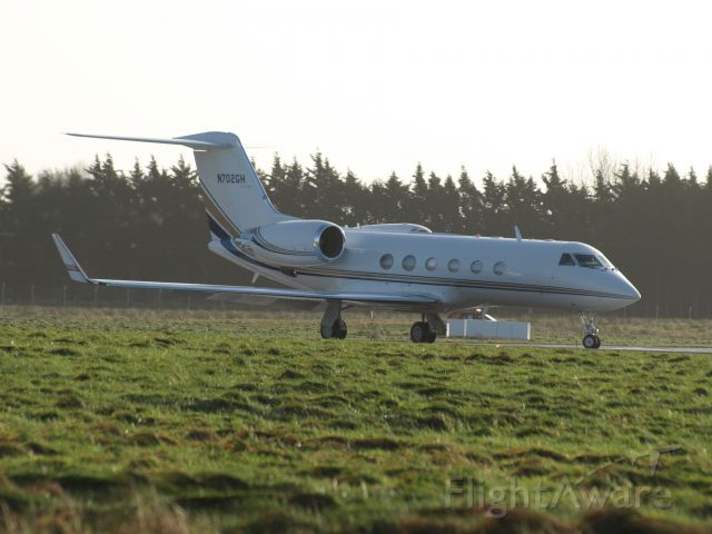 Gulfstream Aerospace Gulfstream IV (N702GH)