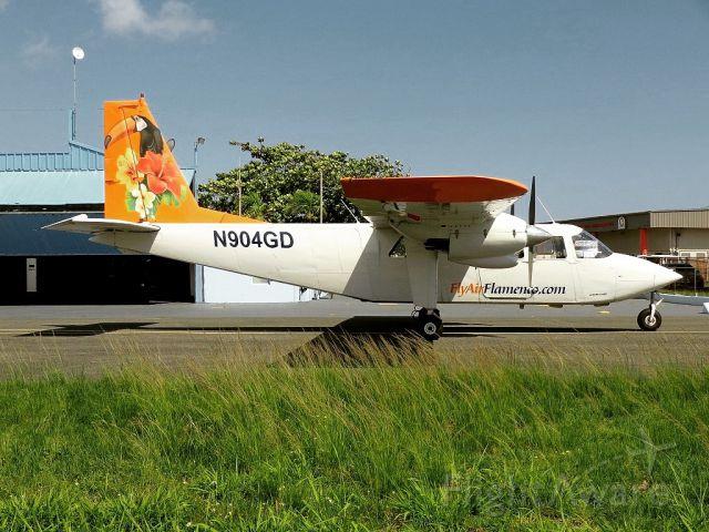 ROMAERO Islander (N904GD)