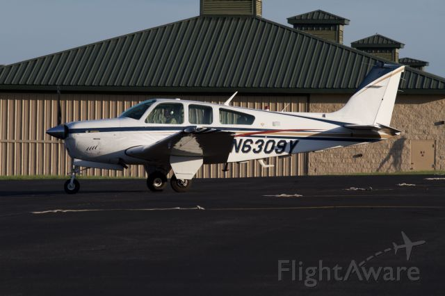 Beechcraft 35 Bonanza (N6309Y)