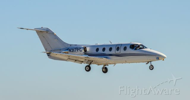 Beechcraft Beechjet (N317PC) - Shot with a Nikon D3200 w/ Nikkor 70-300mm<br />Best viewed in Full Size