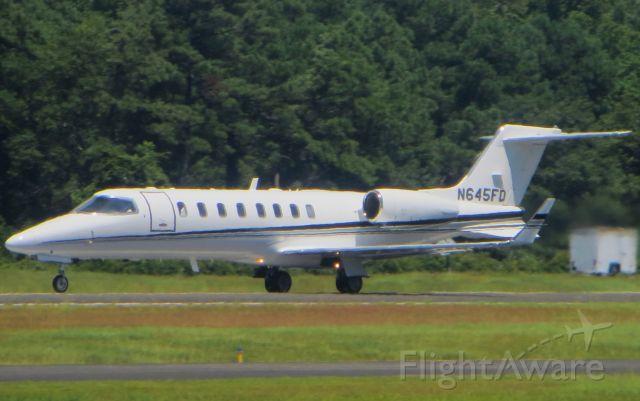 Learjet 45 (N645FD) - Family Dollar Learjet 45 8/10/13