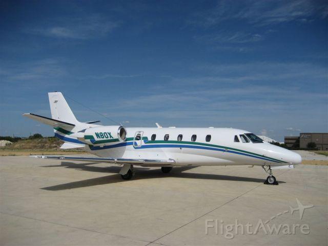 Cessna Citation Excel/XLS (N80X)
