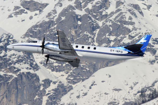Fairchild Dornier SA-227DC Metro (OY-NPD)