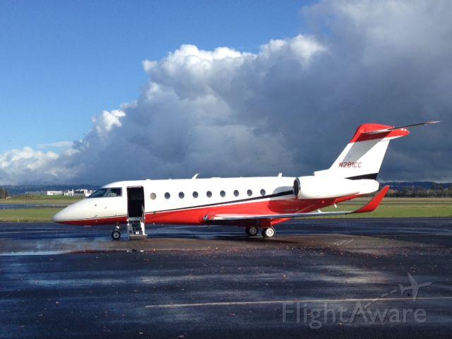 Gulfstream American Gulfstream 2 (N281CC)