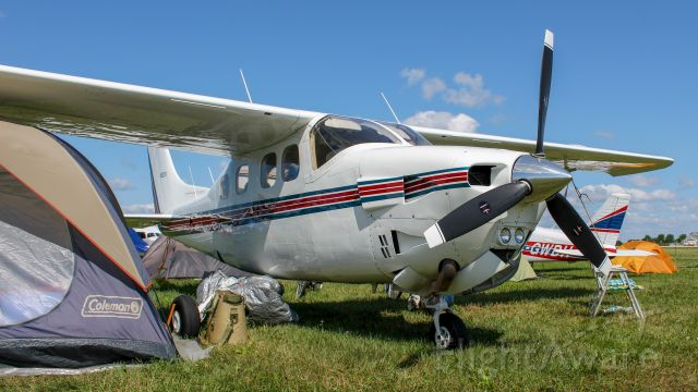 Cessna Centurion (N92CK) - weather was great after Saturday morning.