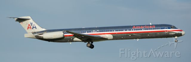 """McDonnell Douglas MD-80 (N70504) - 03/26/2016 American N70504 MD-80 """"Mad Dog"""" KDFW - Were really seeing a drop in MD-80s. Americans fleet of Mad Dogs are quickly being retired."""