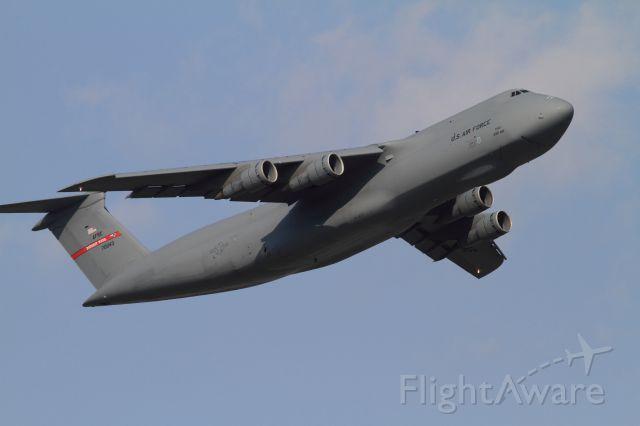 Lockheed C-5 Galaxy —