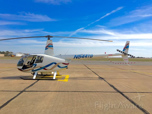 Robinson R-22 (N544TG) - As seen at The Jet Center Of Tyler