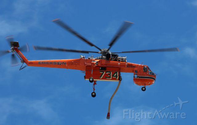 Sikorsky CH-54 Tarhe (N218AC)
