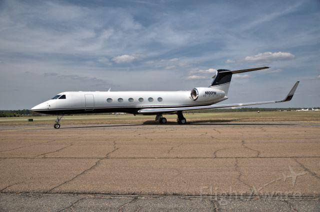 Gulfstream Aerospace Gulfstream V (N800PM)