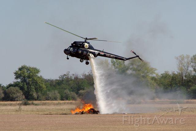 PZL-SWIDNIK Mi-2 Kania (HA-BCL)