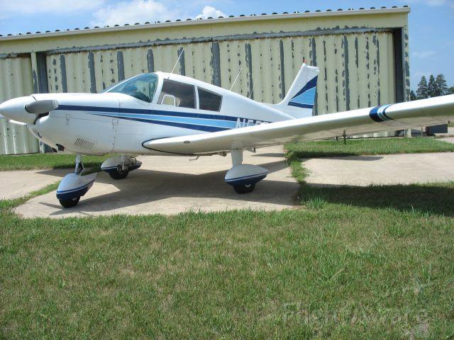 Piper Cherokee (N555GM) - Piper Cherokee 235