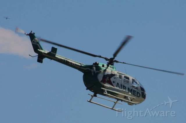 N311EB — - Leaving Rapides Regional Medical Center in Alexandria, LA