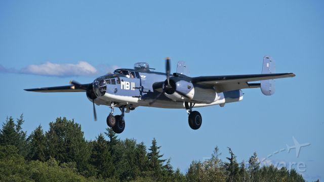 North American TB-25 Mitchell (N5865V) - CAF