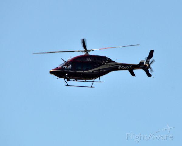 Bell 429 GlobalRanger (N429AR)