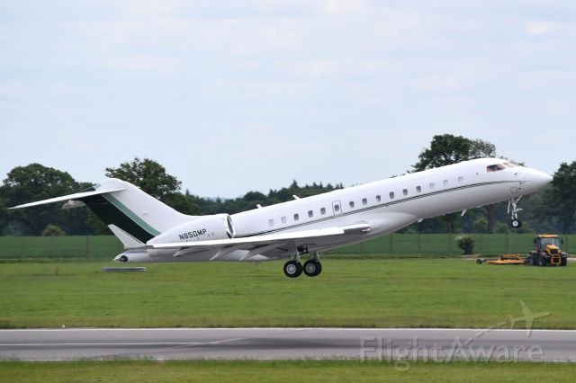Bombardier Global Express (N850MP)