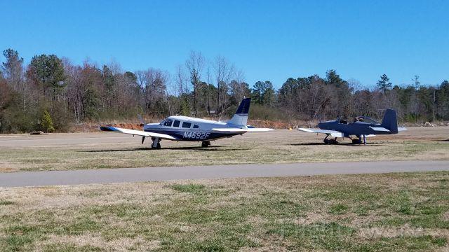 Piper Saratoga/Lance (N4692F)