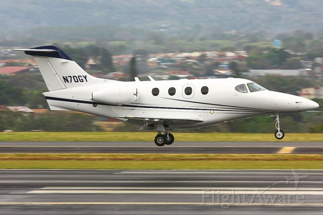 Beechcraft Premier 1 (N70GY)