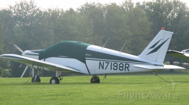 Cessna Centurion (N7198R) - At Sky Manor, NJ