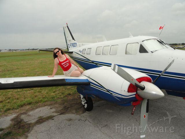 Beechcraft Queen Air (65) (C-FBOY) - You can