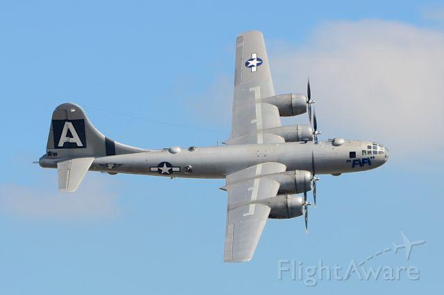 Boeing B-29 Superfortress (N529B) - WOH 2013