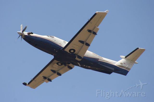 Pilatus PC-12 (N167AR)