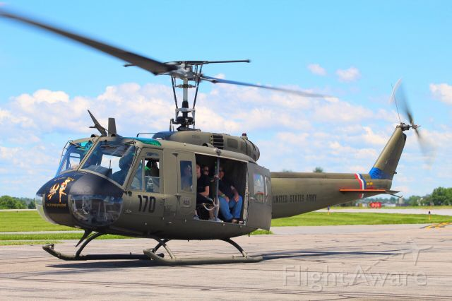 Bell UH-1V Iroquois (N823LW) - View at full for best quality