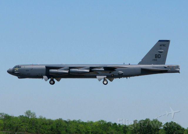Boeing B-52 Stratofortress (61-0031)