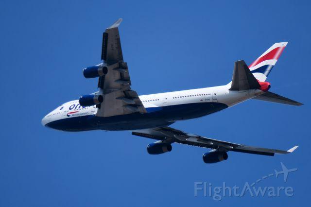 Boeing 747-400 (G-CIVC) - Taken at Windsor Castle, United Kingdom