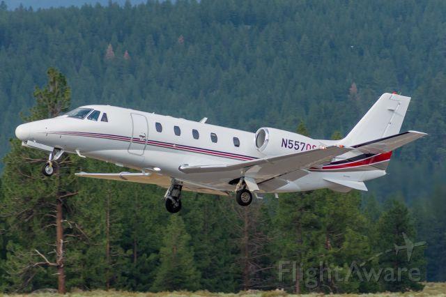 Cessna Citation Excel/XLS (N557QS) - NetJets 557 departing from 29 for Coeur d'Alene (2 July, 2021)