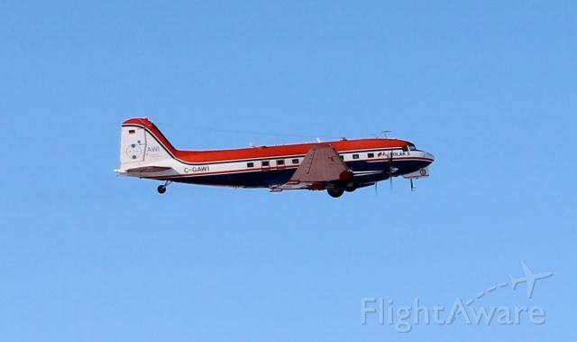 Douglas DC-3 (turbine) (C-GAWI)