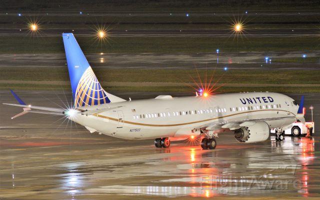 Boeing 737 MAX 9 (N27503)