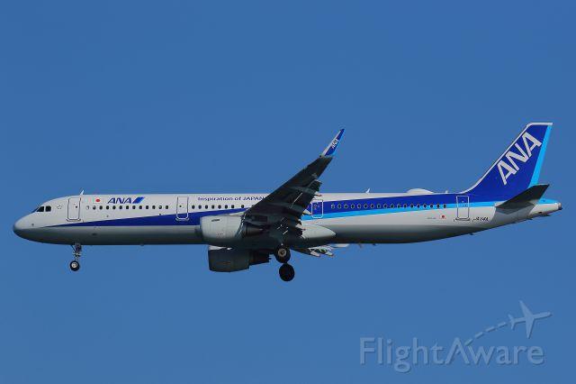 Airbus A321 (JA114A)