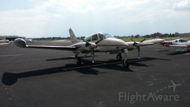 Cessna 310 (N69937)
