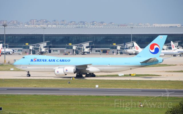 BOEING 747-8 (HL7609)